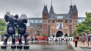 חופשה רומנטית באמסטרדם