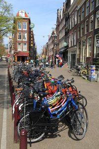 שדרת המסיבות של אמסטרדם, הולנד