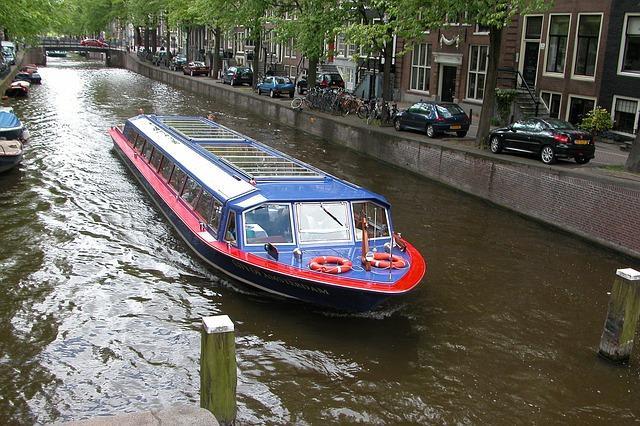 שייט באמסטרדם