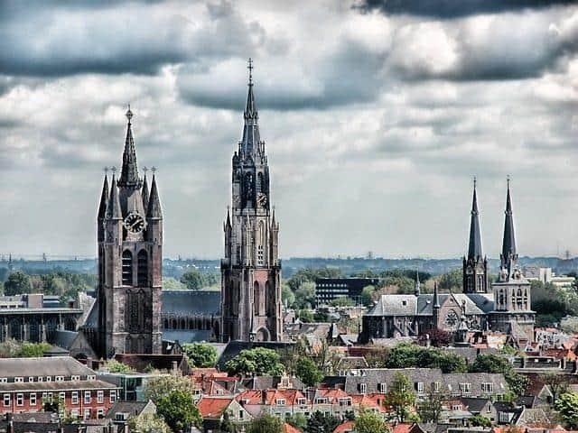 Delft - דלפט הולנד