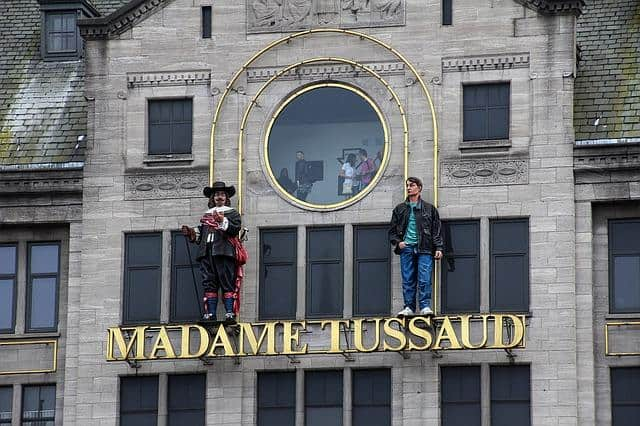 מאדאם טוסו באמסטרדם