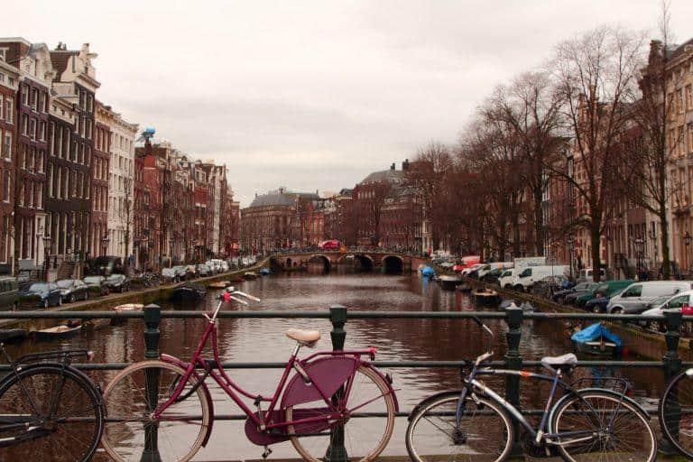 הולנד בחורף