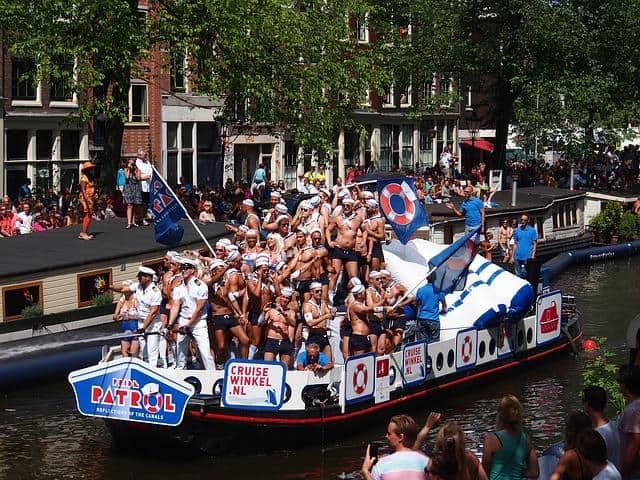 מצעד התעלות באמסטרדם