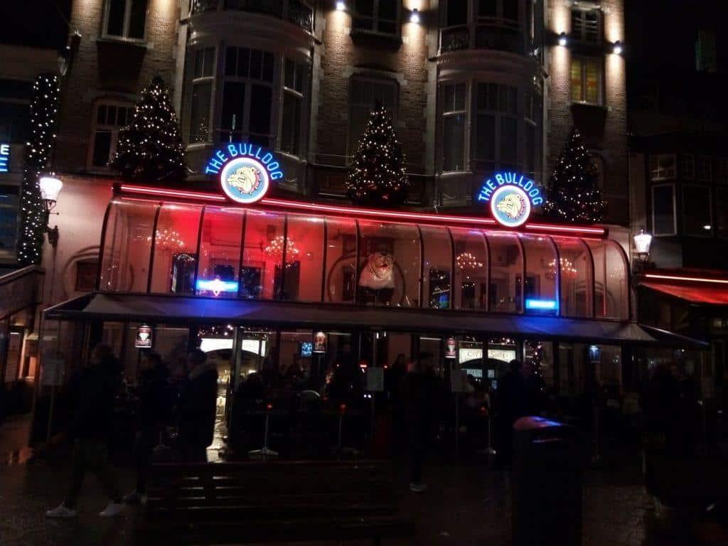 חג המולד באמסטרדם