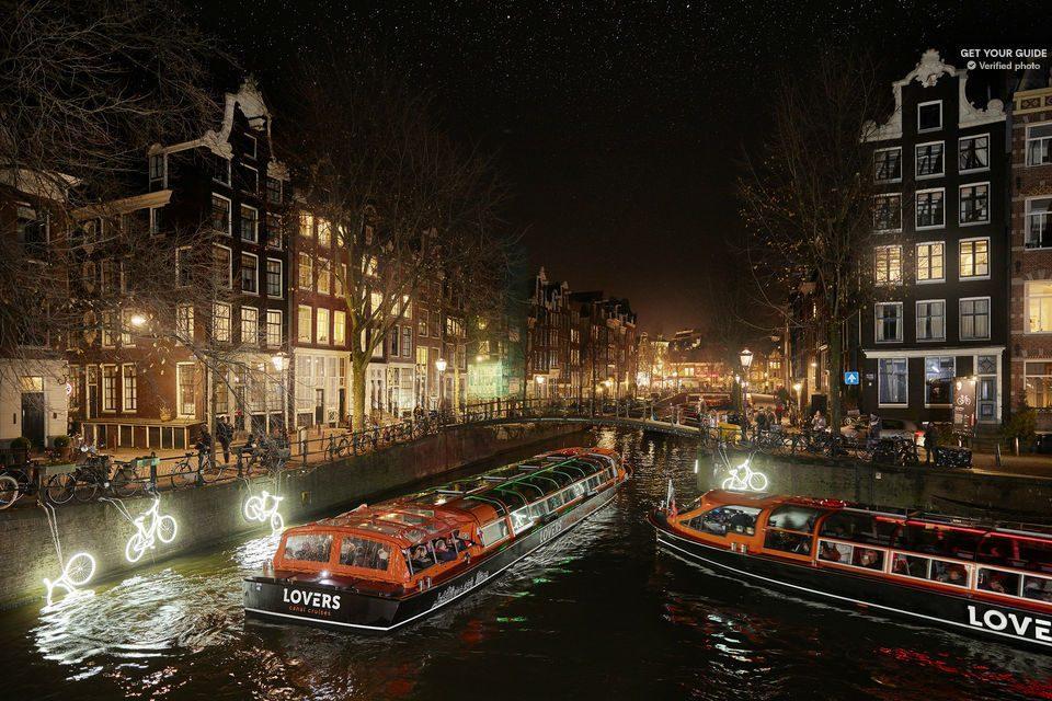 פסטיבל האורות בהולנד