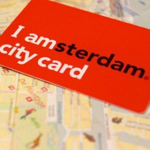 אמסטרדם סיטי קארד I amsterdam City Card