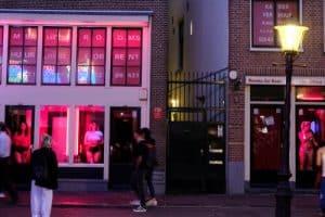 חלונות האדומים באמסטרדם