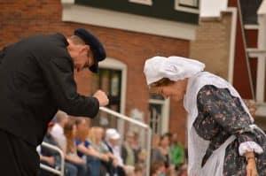לבוש מסורתי הולנד