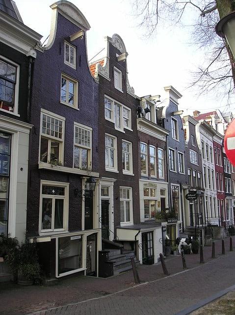 מוזיאון אנה פרנק אמסטרדם