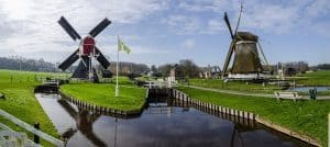 מולן ואן סלוטן: טחנת הרוח שהפכה למוזיאון
