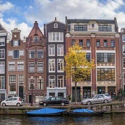 העיר העתיקה באמסטרדם