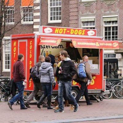 אוכל רחוב בהולנד