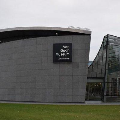 מוזיאון ואן גוך באמסטרדם