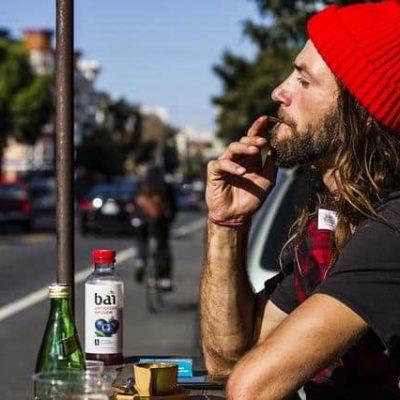 אמסטרדם למעשנים