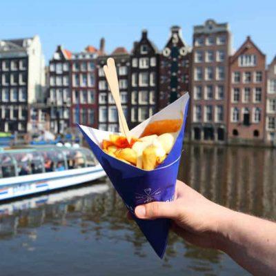 ציפס באמסטרדם