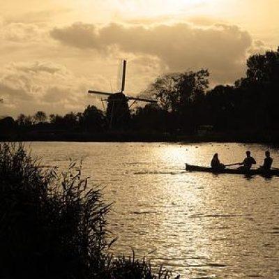 אמסטרדם שייט בקיץ
